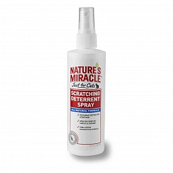 Средство против царапания для кошек 8in1 Natures Miracle Scratching Deterrent Spray 236 мл